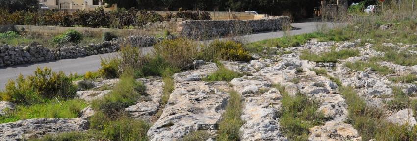 bidnija cart ruts malta tracks maltese maltas