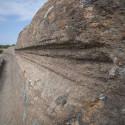 cart ruts man made evidence tracks malta turkey maltese