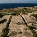 cart ruts plateau drop mystery puzzle tracks malta gozo