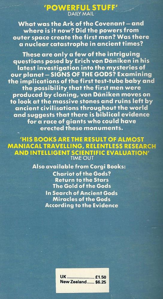 cart ruts Signs of the Gods Erich Von Daniken Däniken