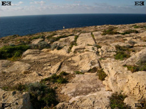 inland sea cart ruts Gozo tracks roadways ancient temple builders malta