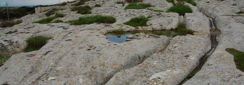 Naxxar Gap Cart Ruts Malta