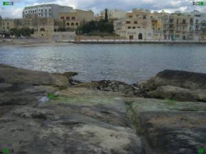 saint georges bay cart ruts malta Marsaxlokk