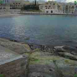 The mystery of Cart Ruts going across the St Georges Bay - Birzebbugia Bay - in Malta