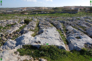 maltas clapham junction cart ruts maltese trackways pathways roadways ancient