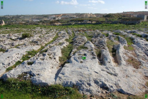 malta clapham junction cart ruts temple builders transport maltese