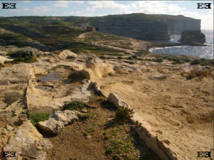 dwejra geology gozo mystery puzzle azure window inland sea