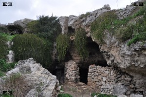 Misrah Ghar il-Kbir malta clapham junction caves the Great Cave